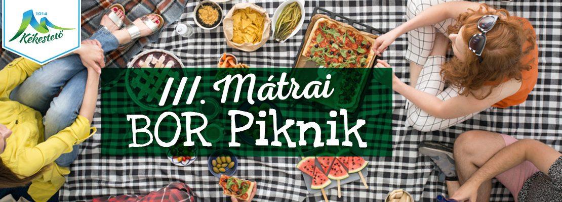 Mátrai Bor piknik Kékestetőn