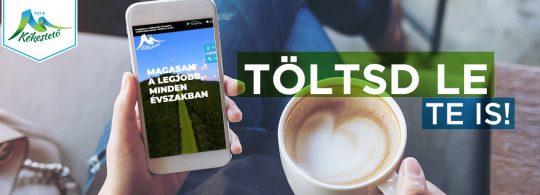 Kékestető ingyenes mobil alkalmazás