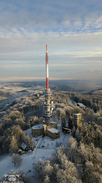Kékestetrő TV Torony kilátó