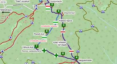 Négy határ, vadak földje és romos vadászkunyhó túra a Kékestetőn Demecs Norbi ajánlásval