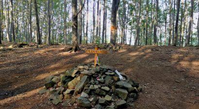 Erdőrezervátum túra Kékestetőn 03
