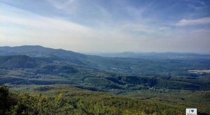 Erdőrezervátum túra Kékestetőn 09