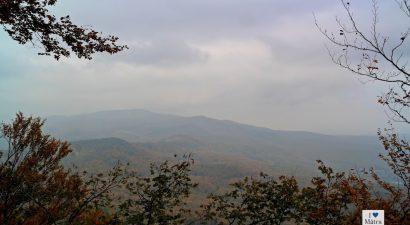 Erdőrezervátum túra Kékestetőn 12