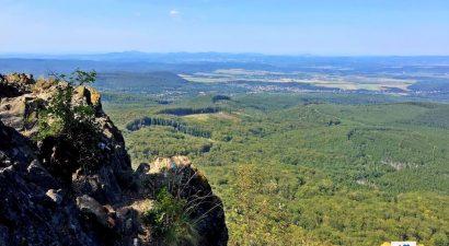 Kilátópontok túrája a Kékestetőn 12