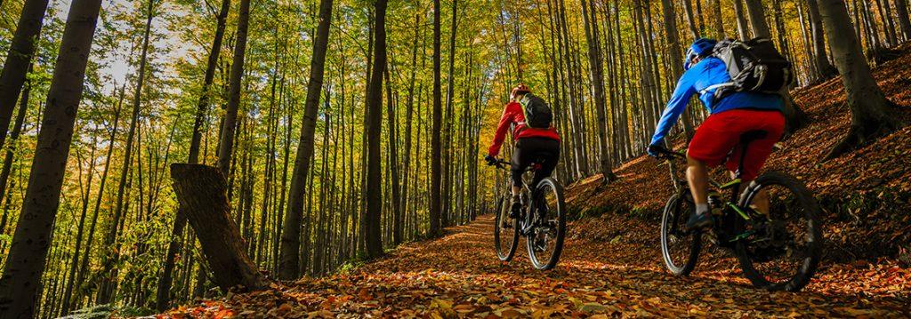 Kékestető-Parádfürdő, 70 kilométeres kerékpártúra.