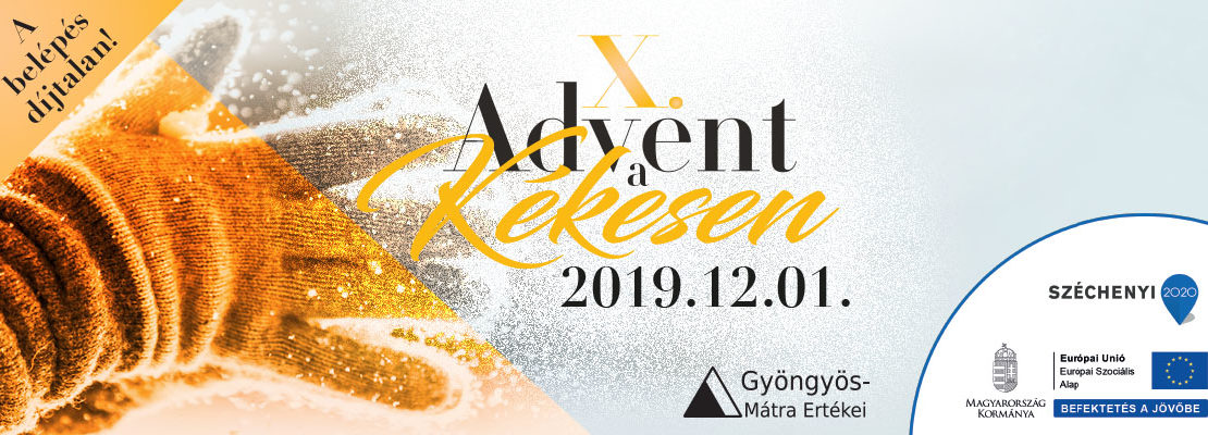 Advent a Kékesen 2019